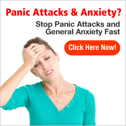 Panic Attacks Anxiety