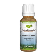 SocialFear Relief - Natural treatment for overcoming social anxiety related to stage fright and public speaking.