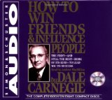 How to Win Friends & Influence People by Dale Carnegie, Audiobook, CD