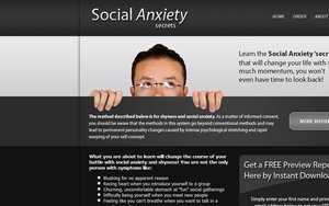 how to get over social anxiety at work