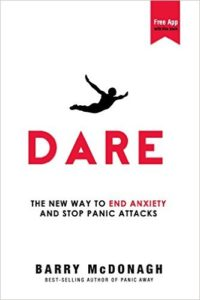 Dare the new way to end anxiety and stop panic attacks