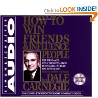 How to Win Friends and Influence People by Dale Carnegie- audio book