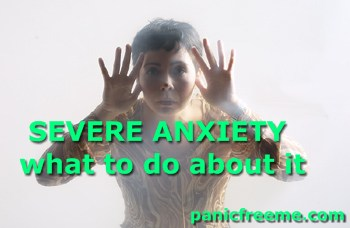 severe anxiety
